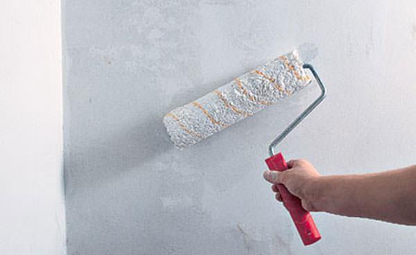 Инструкция по грунтовке стен под обои своими руками