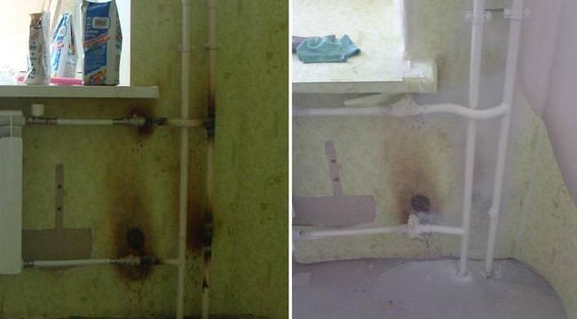 Инструкция по покраске труб отопления в квартире