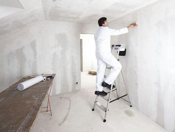 Инструкция по правильной подготовке стен перед поклейкой обоев