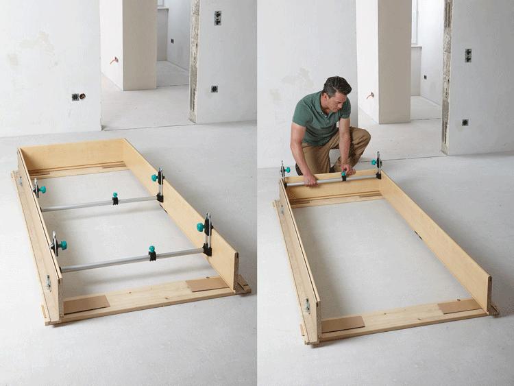 Инструкция по установке межкомнатных дверей