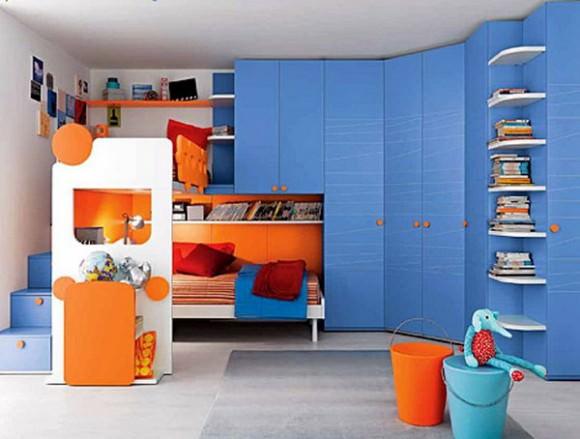 Качественная мебель для детской комнаты для мальчиков разного возраста: 50 фото примеров