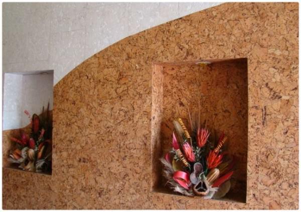 Как клеить пробку на стены – инструкция от подготовки до финиша, фото и видео