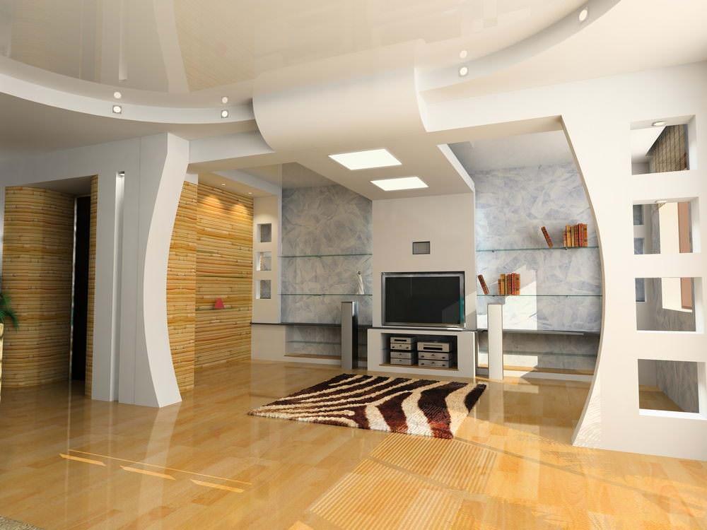 Как красиво отделать коридор в своём жилье?