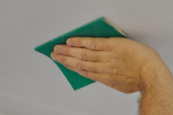 Как наносить краску на побелке и можно ли это делать вообще?