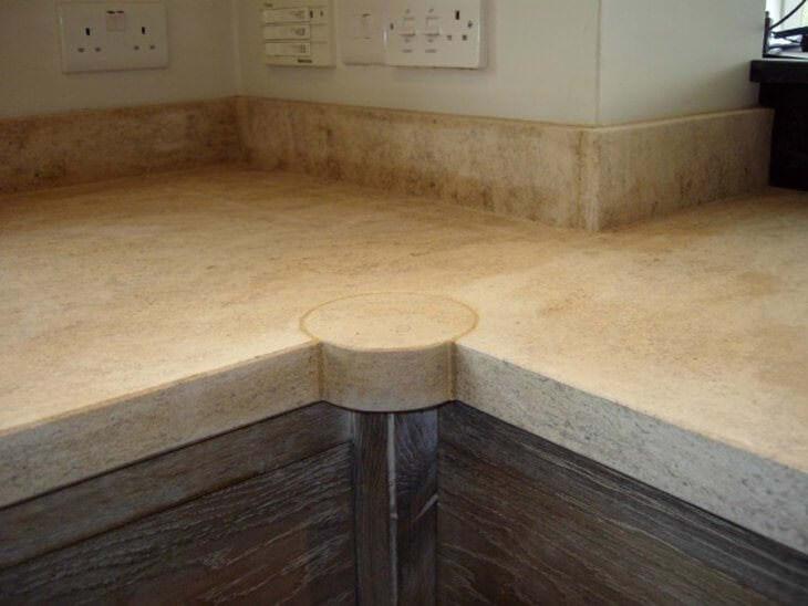Как обновить столешницу кухонного гарнитура