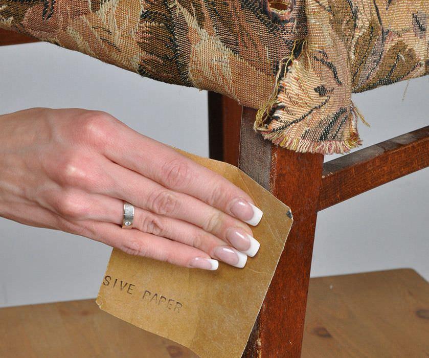 Как отреставрировать стулья своими руками