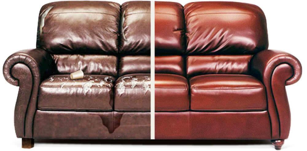 Как перетянуть мебель своими руками?