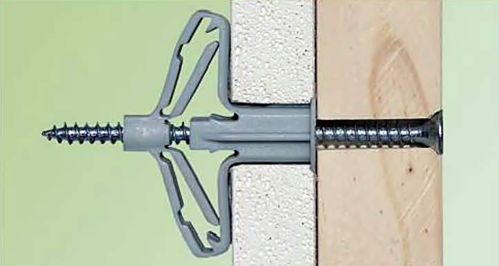 Как правильно крепить гипсокартон к стене
