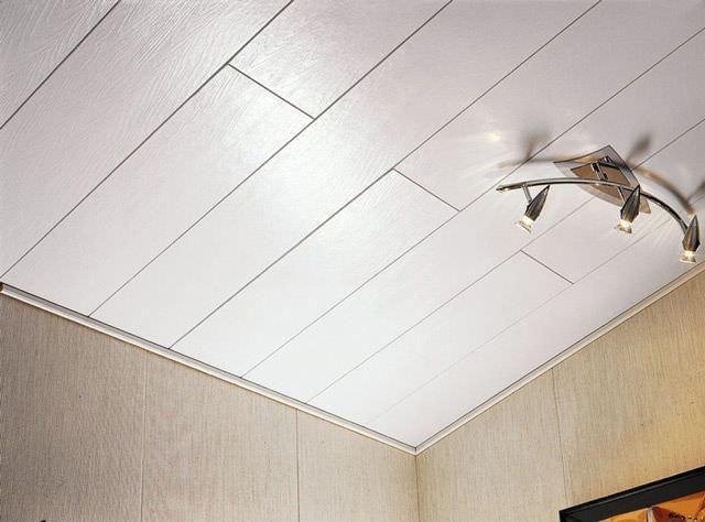 Как правильно рассчитать площадь любого потолка