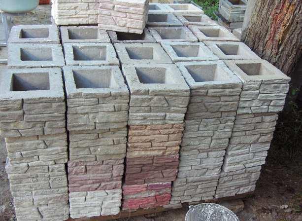 Как правильно выбрать и установить бетонные блоки для забора