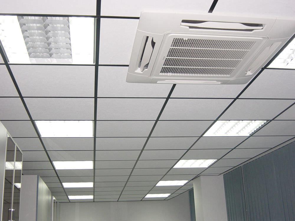 Как рассчитать подвесной потолок Армстронг