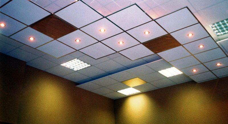 Как рассчитать стоимость подвесного потолка?