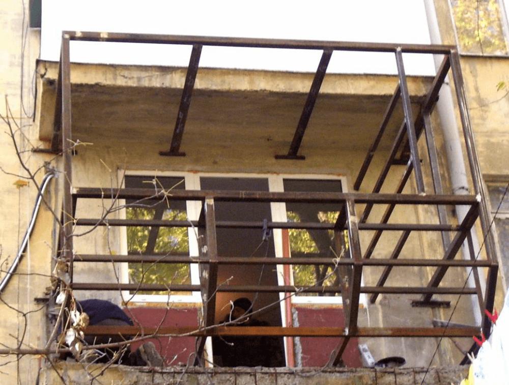шарбель, можно ли увеличить балкон фото открытку можно