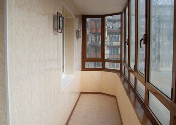 Как самостоятельно обустроить балкон или лоджию