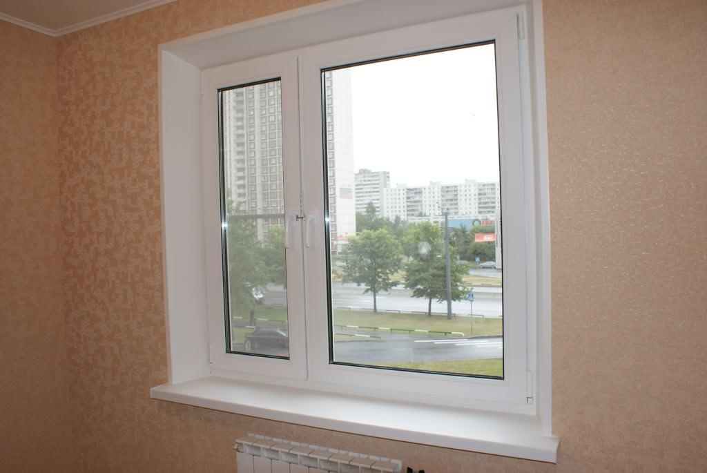 Как сделать откос на окна из пластика – практические советы