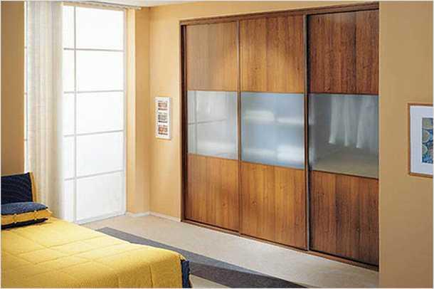 Как сделать шкаф – купе своими руками, конструкция и материалы