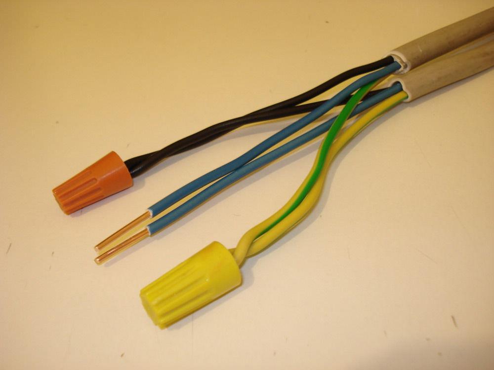 Как соединять провода правильно в квартире