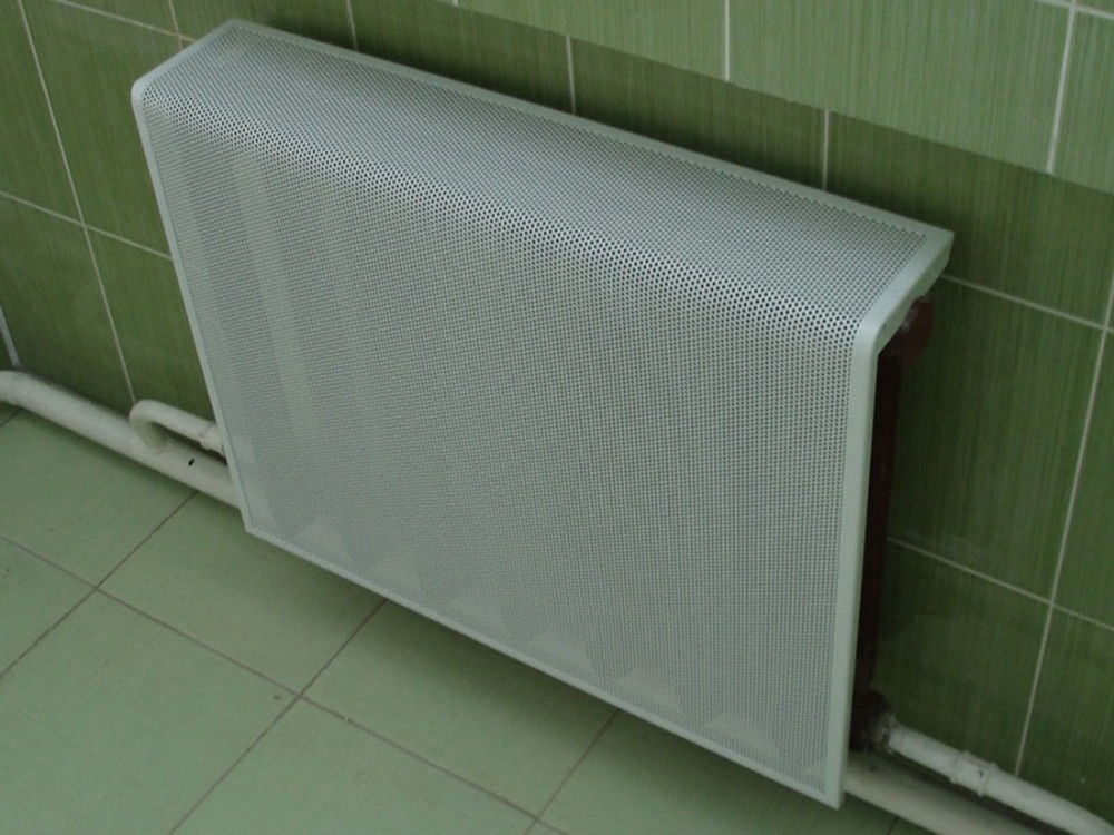 Как спрятать радиатор отопления в своём доме?