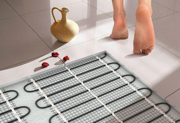 Как своими руками сделать водяной теплый пол
