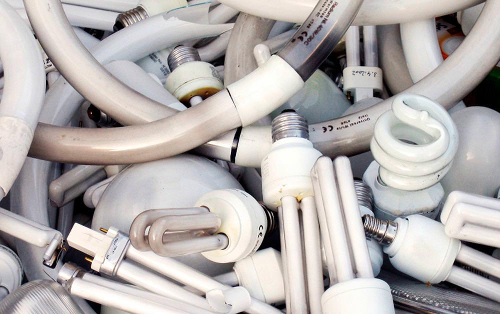 Как утилизировать ртутьсодержащие лампы?