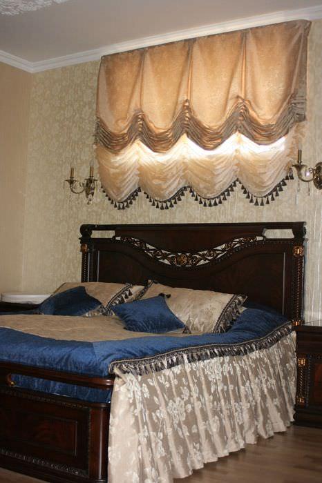 Как выбрать шторы для спальни самостоятельно