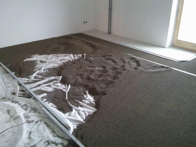 Как выровнять бетонный пол – практические рекомендации