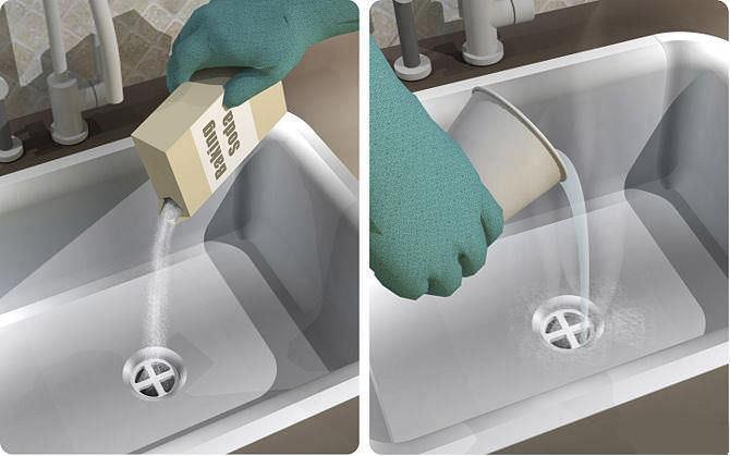 Каким средством лучше прочищать канализационные трубы?
