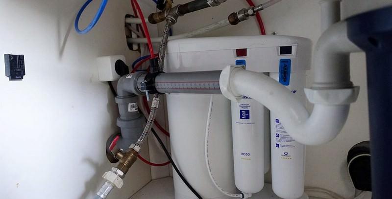 Какой фильтр для воды под мойку лучше