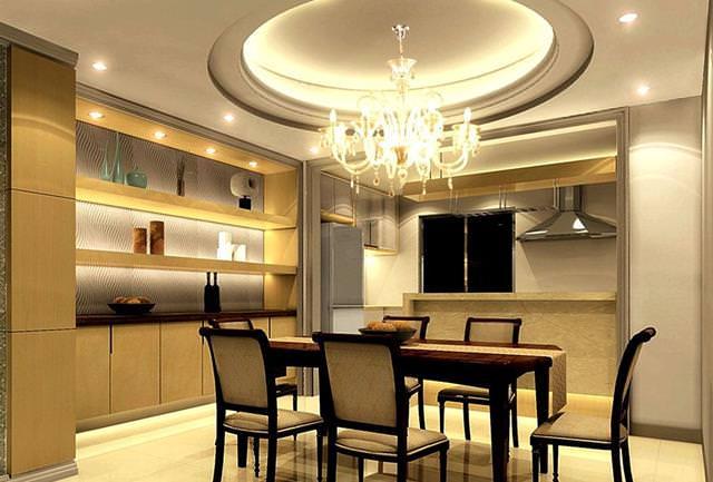 Какой потолок лучше всего сделать на кухне?