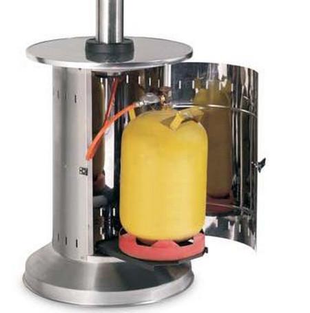 Какой уличный газовый обогреватель лучше выбрать для вашей дачи?