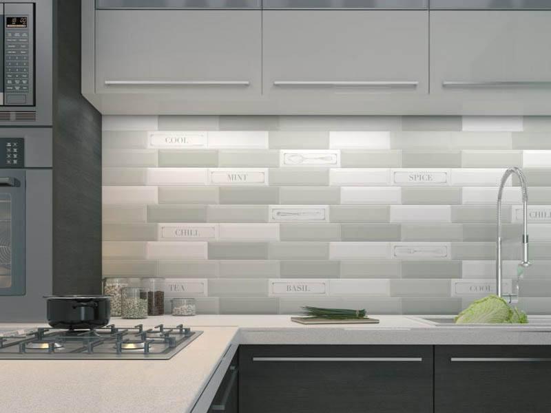 Керамическая плитка — идеальное решение в отделке помещения