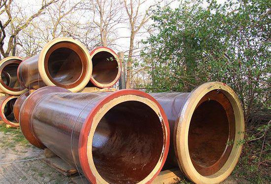 Керамическая труба для дымоходов: пошаговая инструкция установки