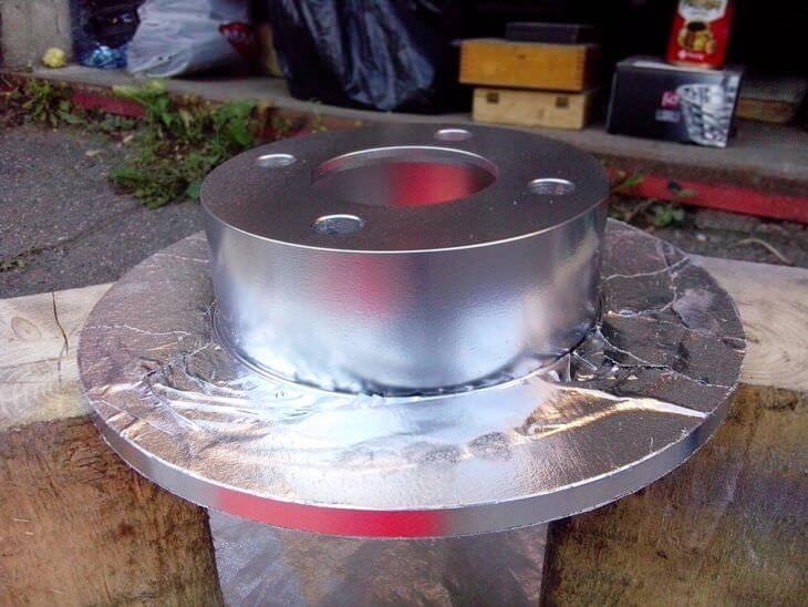 Краска серебрянка без серебра с уникальными свойствами