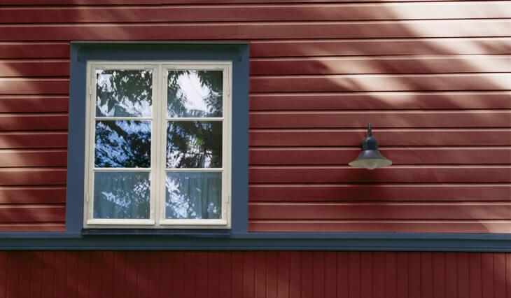 Краска тиккурила — подбираем цвет краски на фасад