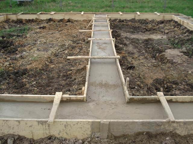 Ленточный мелкозаглубленный фундамент: с чего начать и где строить