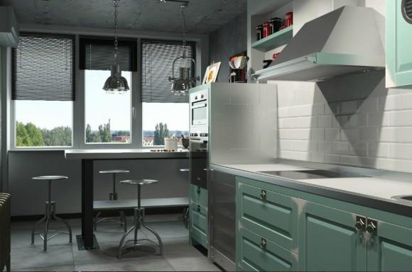Лофт, что это такое? Особенности стиля в интерьере кухни, гостиной и спальни