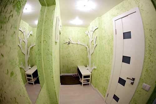 Маленький коридор в хрущевке — не приговор