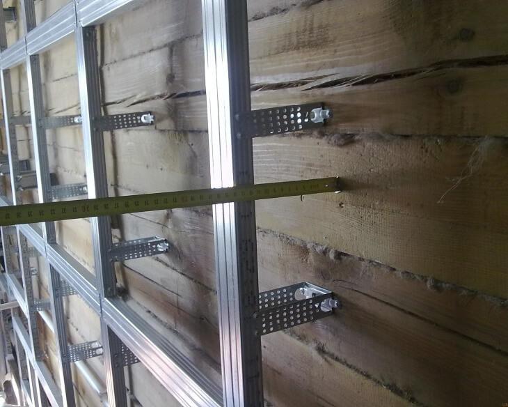 Материалы для облицовки фасада деревянного дома при утеплении и ремонте