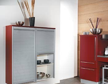 Мебельные рольставни в квартиру