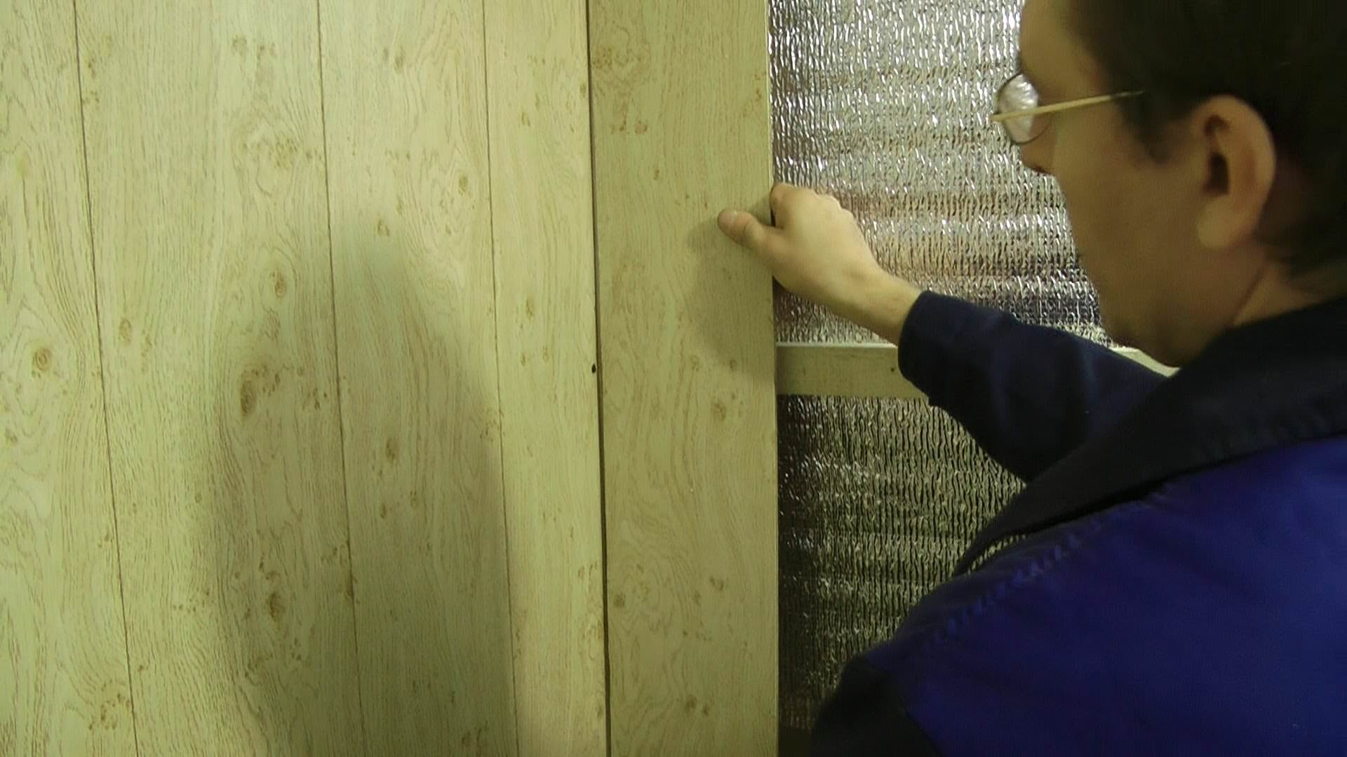 Монтаж мдф-панелей на стены своими руками
