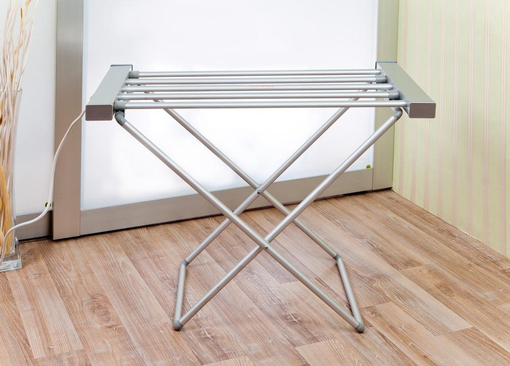 Монтаж потолочной сушилки для белья