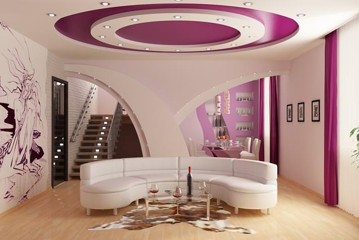 Монтаж тканевых потолков в квартире своими руками