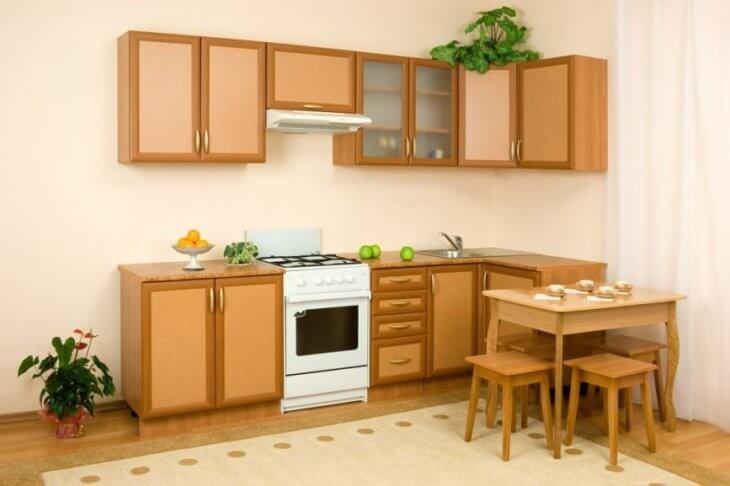 Неповторимые и стильные фасады для кухни своими руками