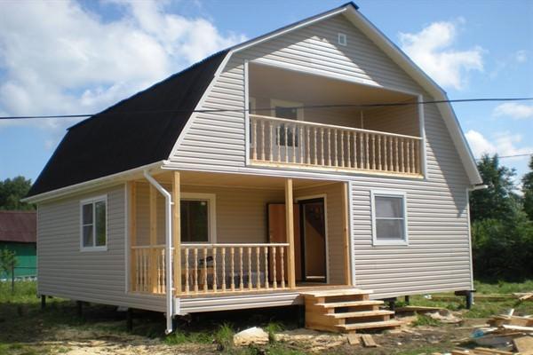 Нюансы проектирования каркасных домов круглогодичного проживания: выбор этажности проекта