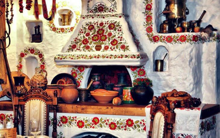 Обложить печь кирпичом и сделать её удобней и красивей
