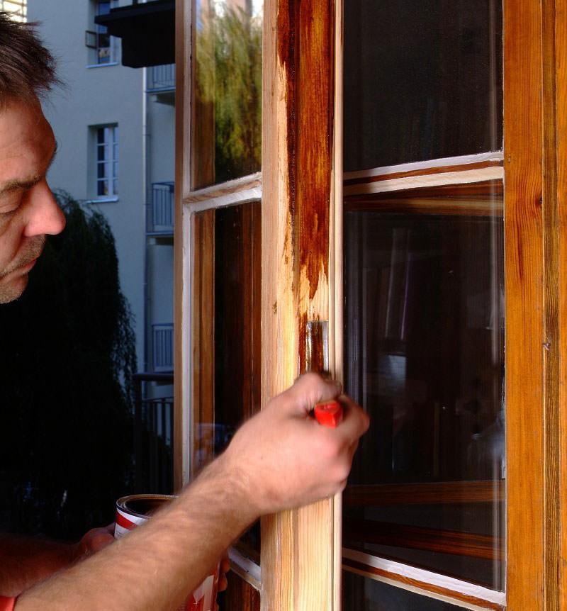 Обновляем старые деревянные окна своими руками