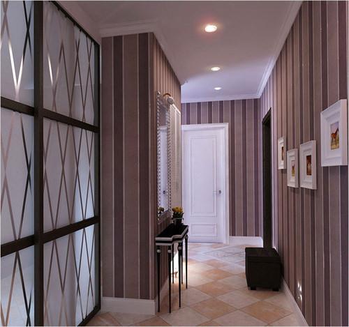 Обои для коридора и прихожей: 42 фото идеи и нюансы дизайна