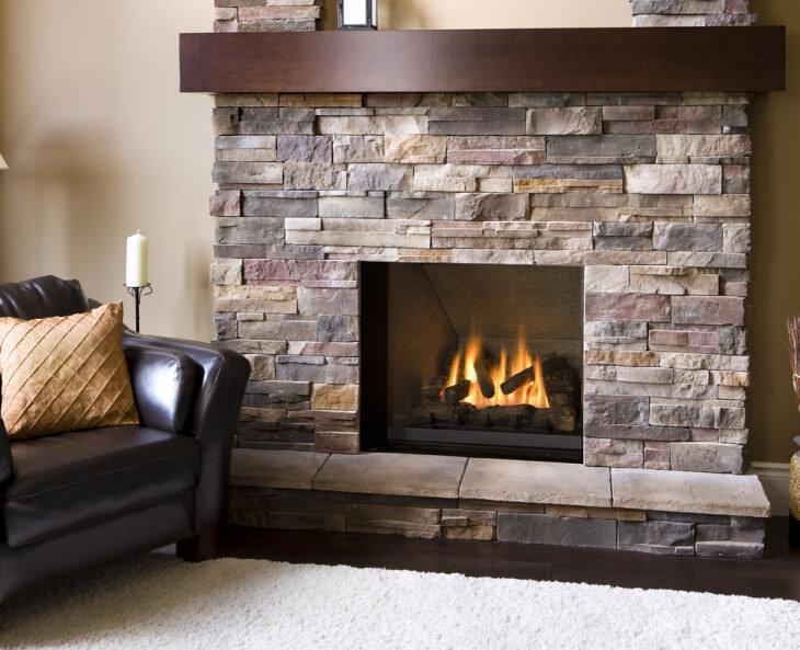 Огнеупорная плитка — как идеальное решение для печки