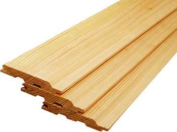 Основные размеры деревянной вагонки и рекомендации по выбору