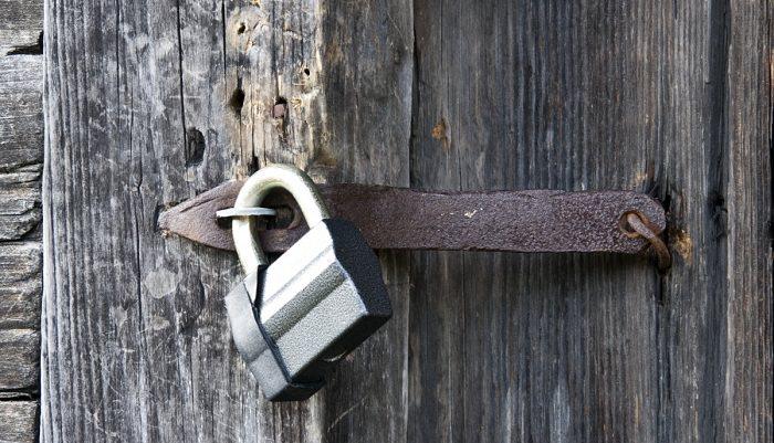 Основные виды замков для калитки — плюсы и минусы